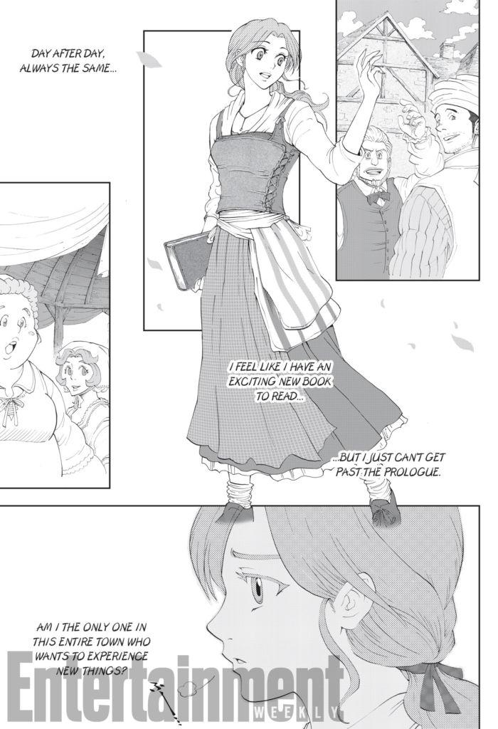 manga della bella e la bestia (4)