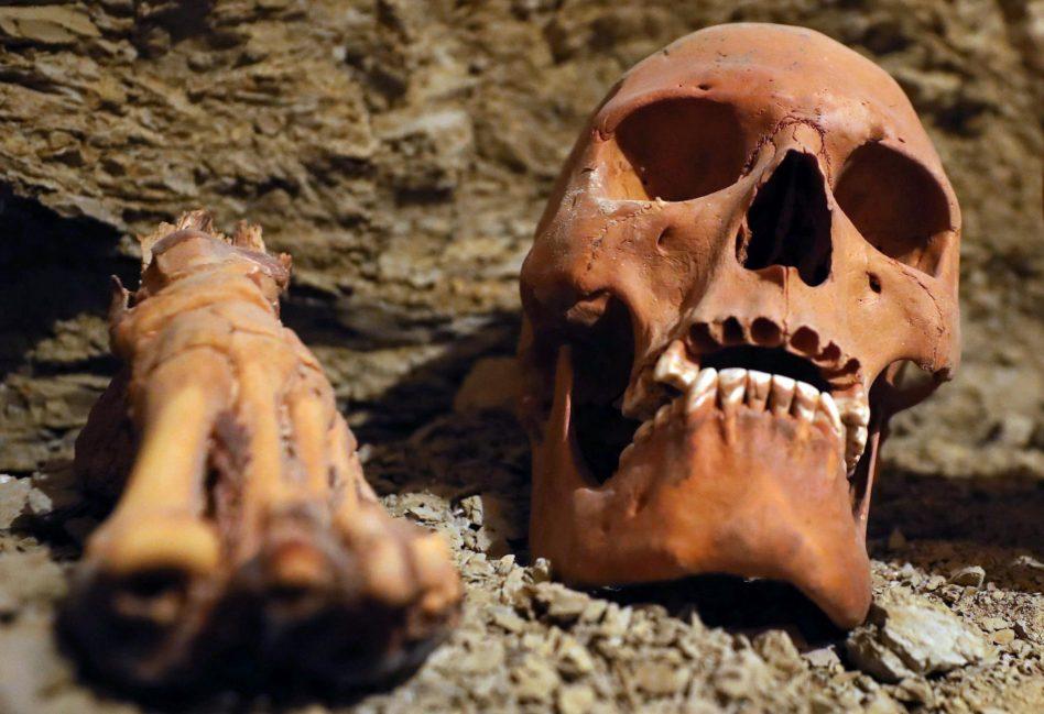tomba di 3500 anni fa