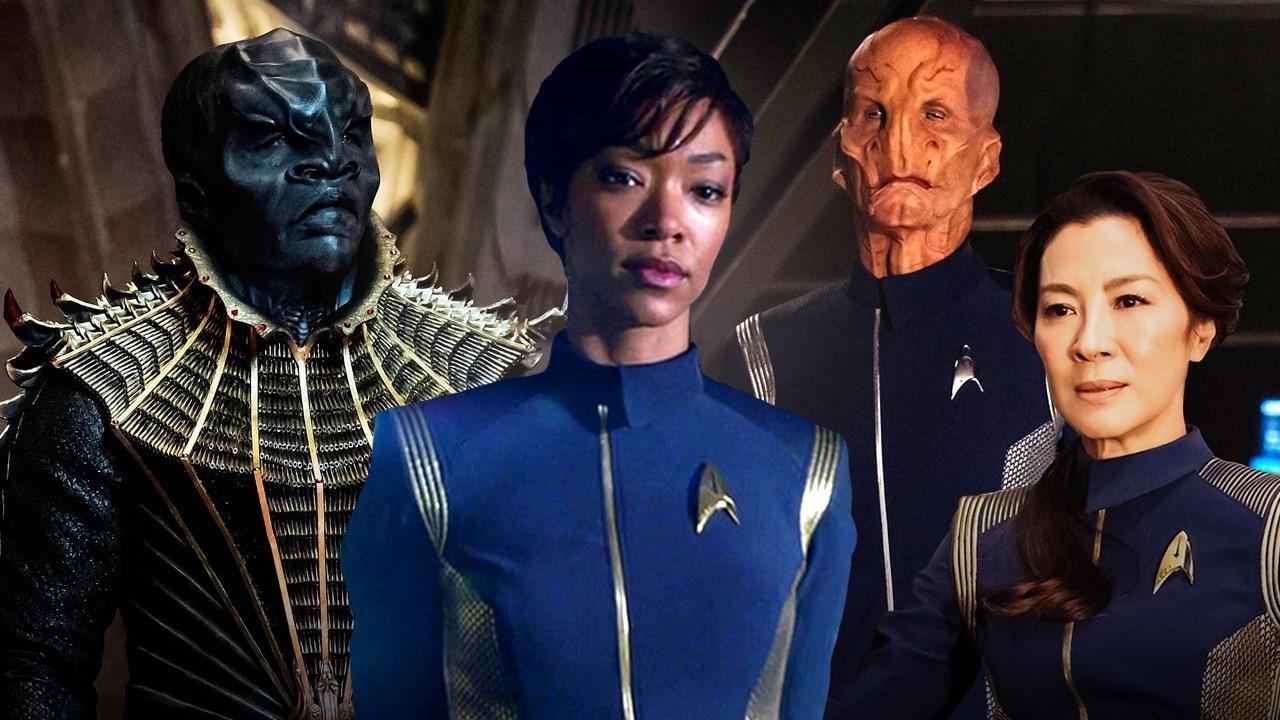 Netflix Star Trek Discovery