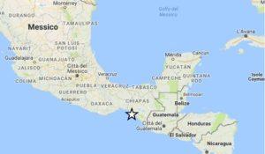 Il Messico devastato dal terremoto: sisma di magnitudo superiore a 8