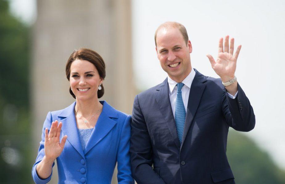 principe William scherza sulle sue calvizie