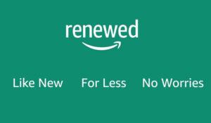 Usato ma nuovo: Amazon apre ai prodotti ricondizionati
