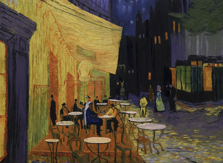 Arles Night CafÇ