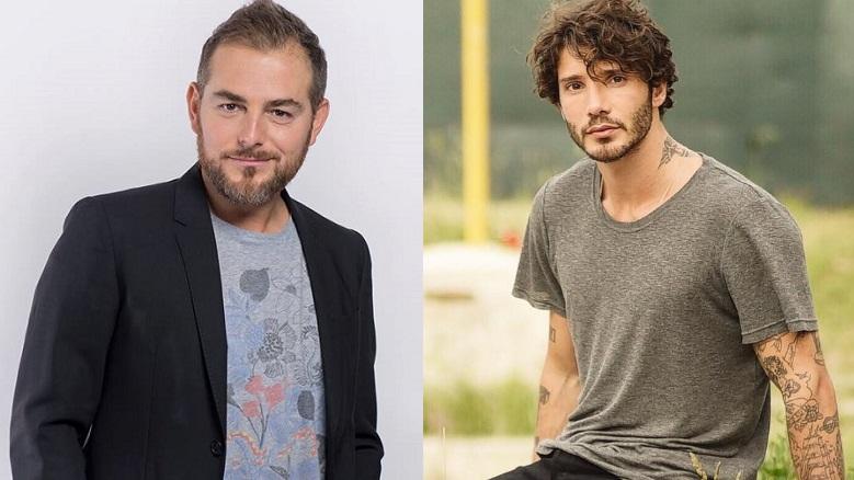 Stefano De Martino e Daniele Bossari