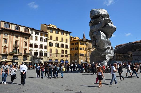 Firenze l'opera di Fischer