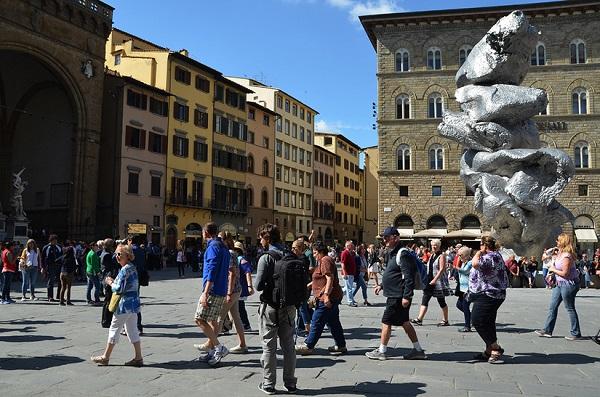 Firenze l'opera di Fischer 2