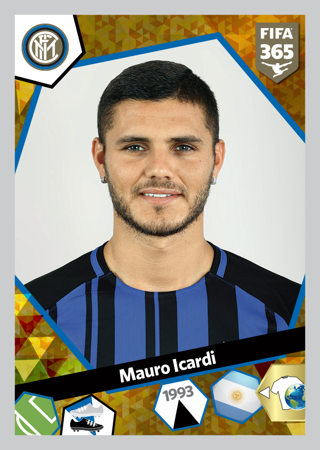 Icardi - Inter PF365 2017-18