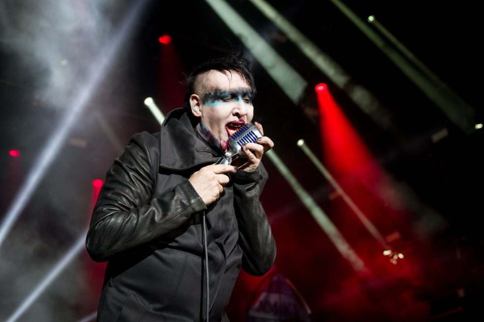 Incidente per Marilyn Manson