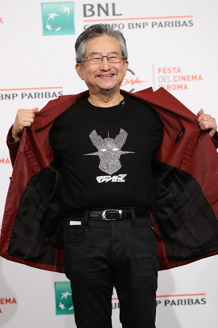 Mazinger Z Infinity Photocall - 12th Rome Film Fest