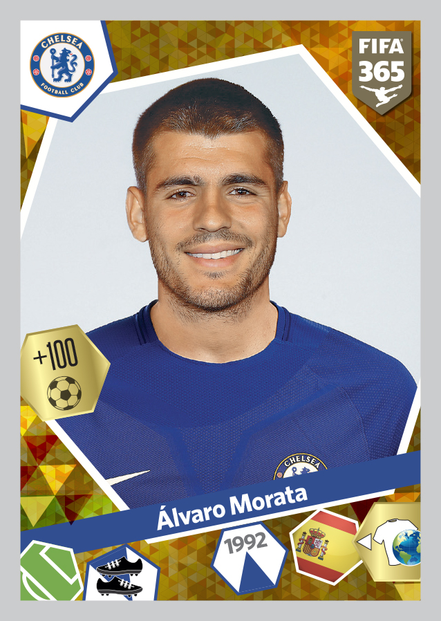 Morata - Chelsea PF365 2017-18