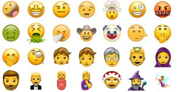 Nuove emoji WhatsApp