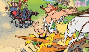 Asterix e la Corsa d'Italia, una nuova avventura nella Roma imperiale