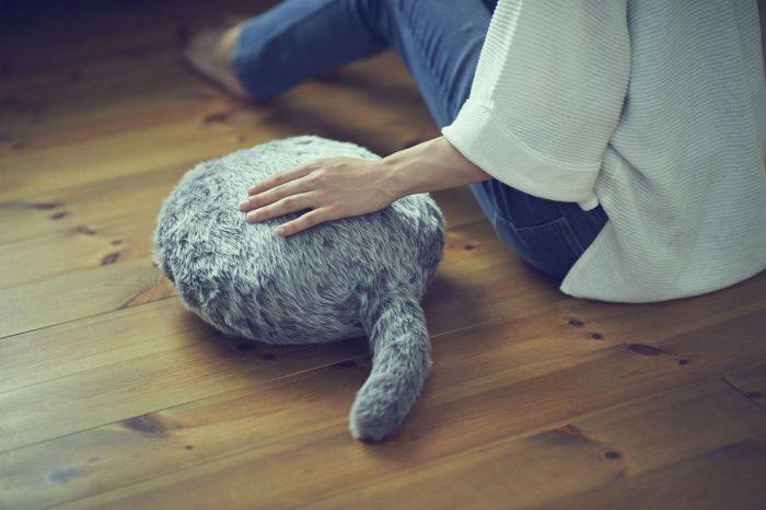Qoobo cuscino gatto