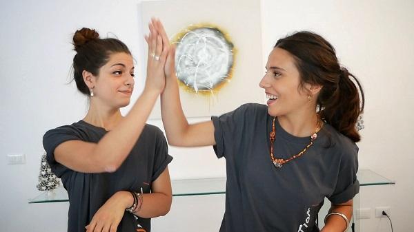 Slime for smile_Soleterre Contest_Martina Mottura e Manuela Durgoni_Foto di Gianluca Praitano