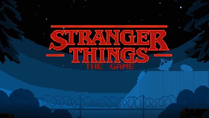 Stranger Things: The Game, il titolo disponibile su iOS e Android