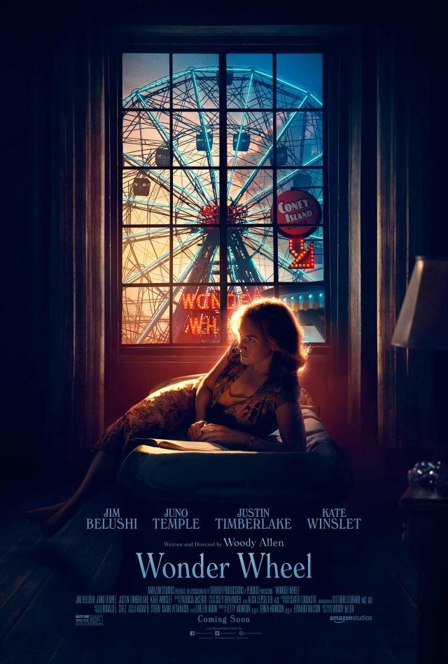 trailer del nuovo film di Woody Allen