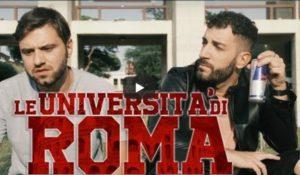 Da Tor Vergata alla Luiss, le università romane secondo gli Actual