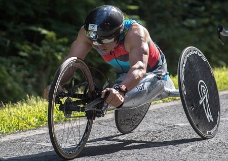 Alex Zanardi Ironman