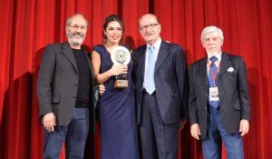 Cantagiro 2017. Sul palco trionfa la cantante Giulia Miccoli