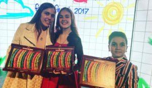 Sardegna e Calabria vincono ex aequo  la finale junior del Cantagiro 2017