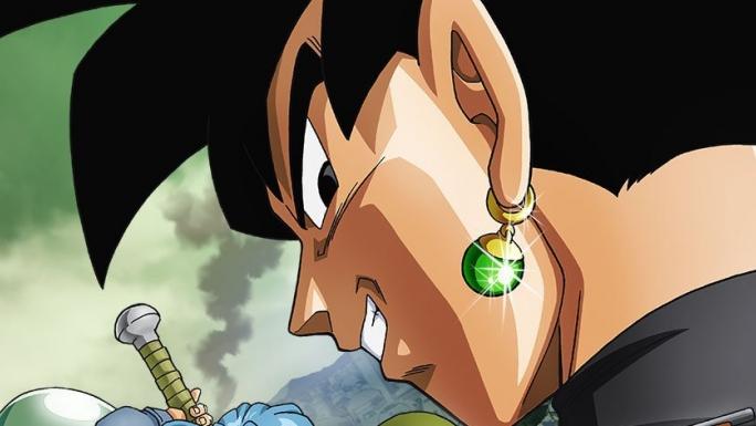 dragon ball super trunks del futuro saga