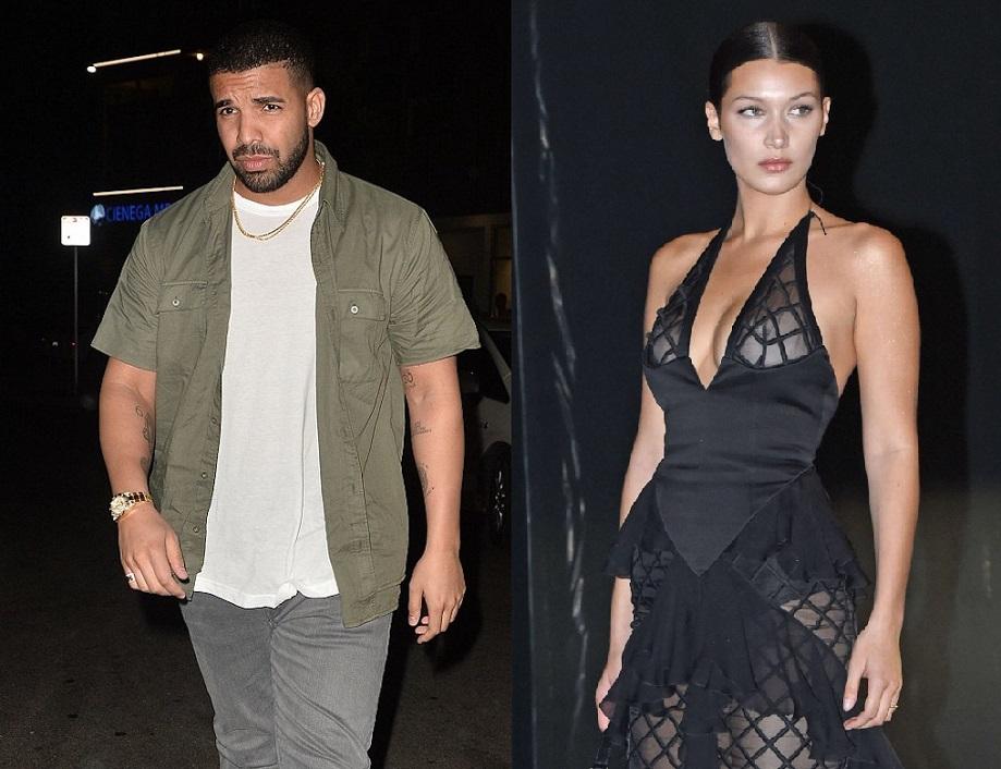 Drake e Bella Hadid