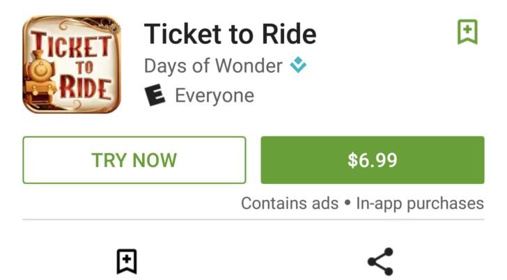 Prova Ora sul Play Store di Google