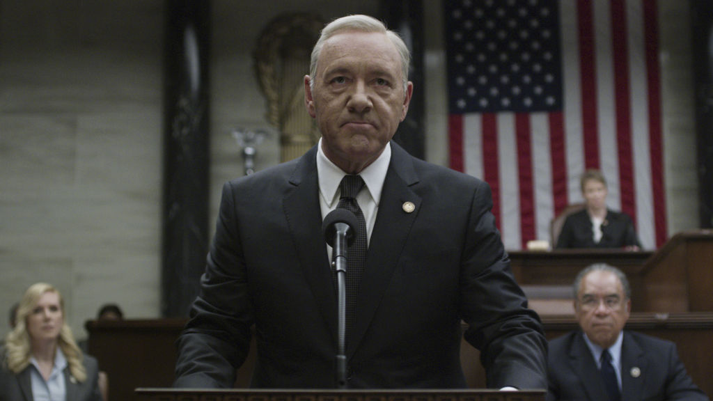 Netflix chiude House of Cards