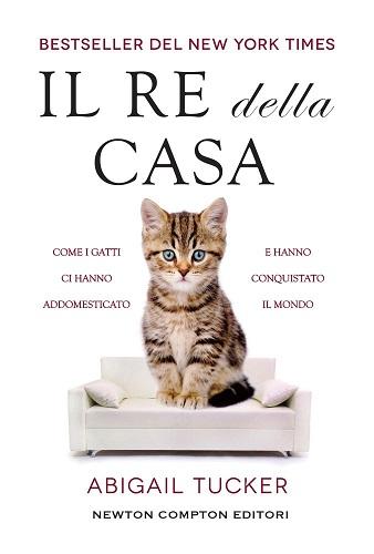Il re della casa libro sui gatti