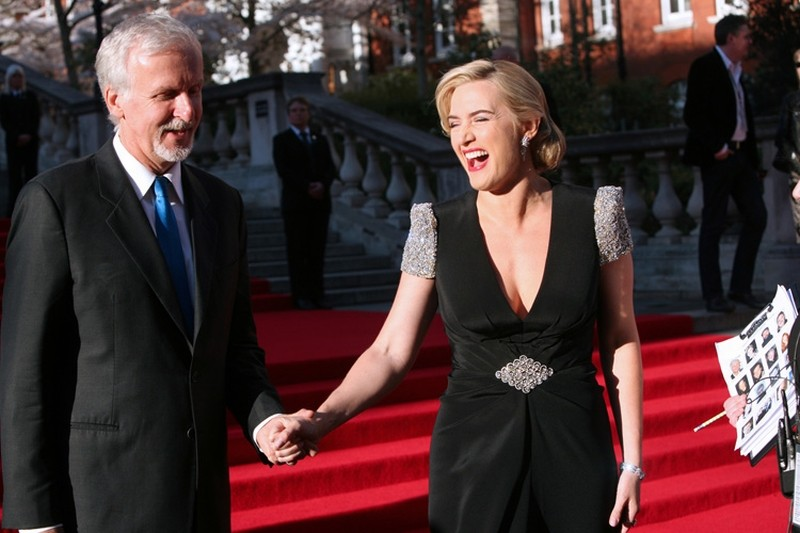 Avatar 2: Kate Winslet collabora nuovamente con James Cameron