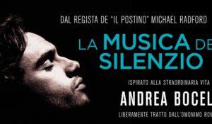 La musica del silenzio, su Rai 1 il film sulla vita di Andrea Bocelli