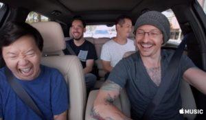 È online il Carpool Karaoke dei Linkin Park con Chester Bennington