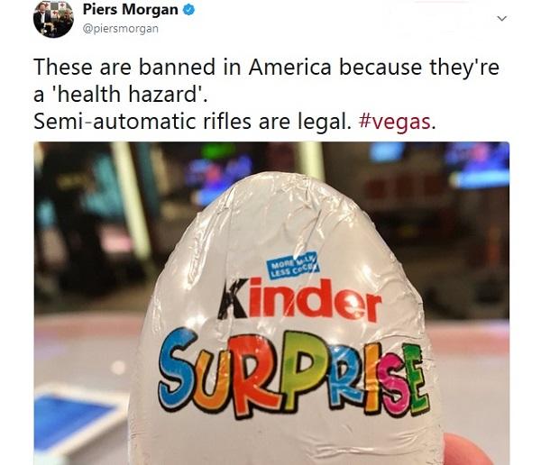 Ovetto Kinder vietato