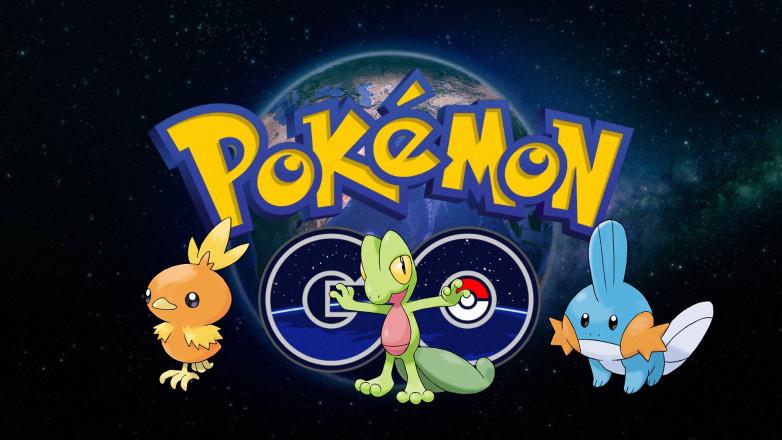 Pokémon di terza generazione su Pokémon GO