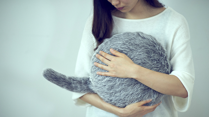 qoobo cuscino gatto (2)