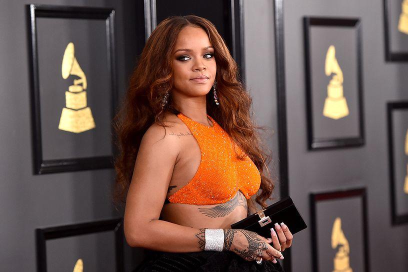 Rihanna parla del suo peso