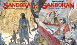 Sandokan a fumetti: in edicola le nuove avventure della tigre della Malesia