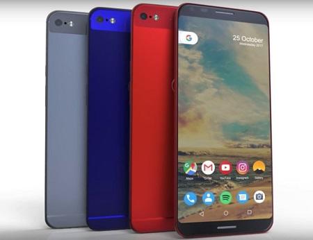 smartphone Pixel 2