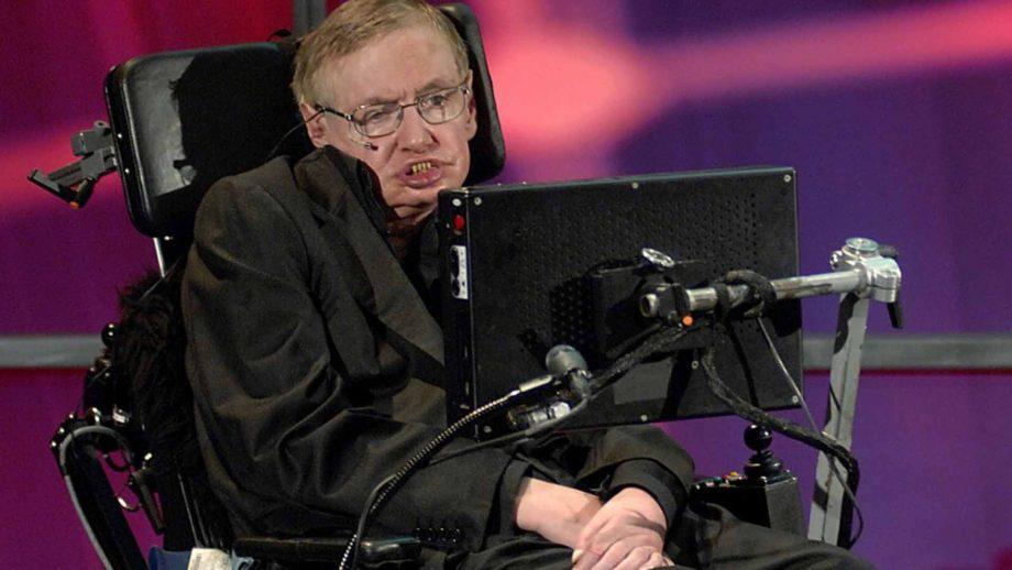 tesi di Stephen Hawking