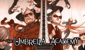 The Umbrella Academy, il fumetto di Gerard Way diventa un live action Netflix