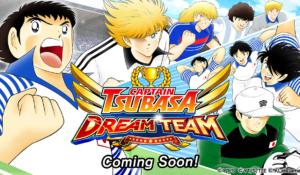 """Captain Tsubasa: Dream Team"", Holly e Benji sbarcano su smartphone"