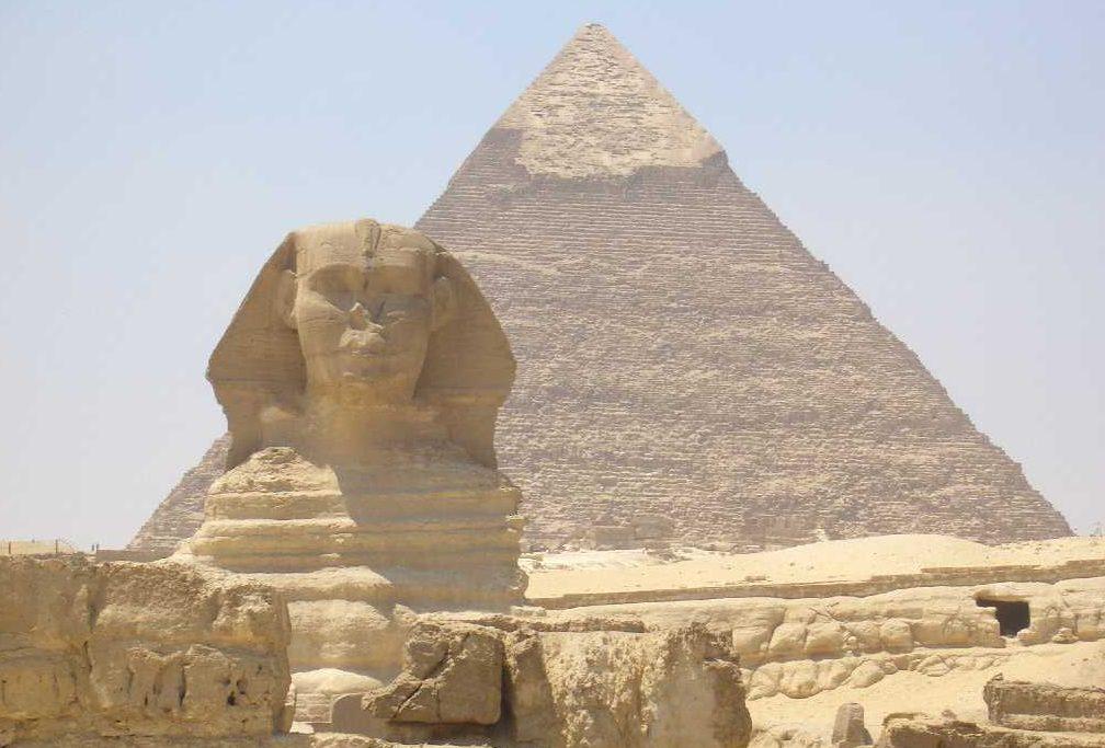 stanza segreta nella Piramide di Cheope