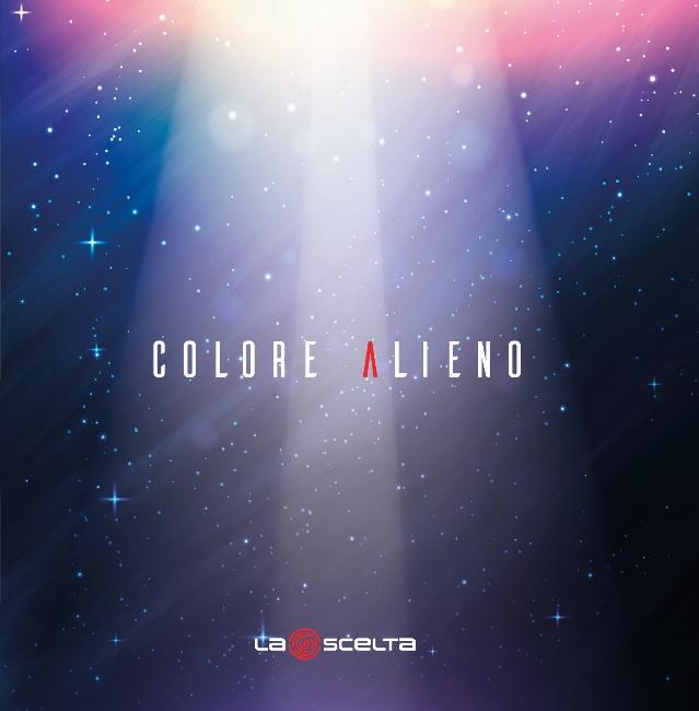 la scelta colore alieno