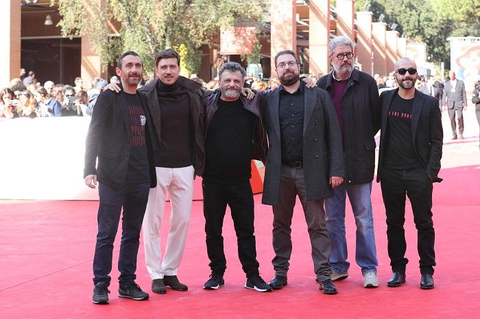 In Un Giorno La Fine Red Carpet - 12th Rome Film Fest