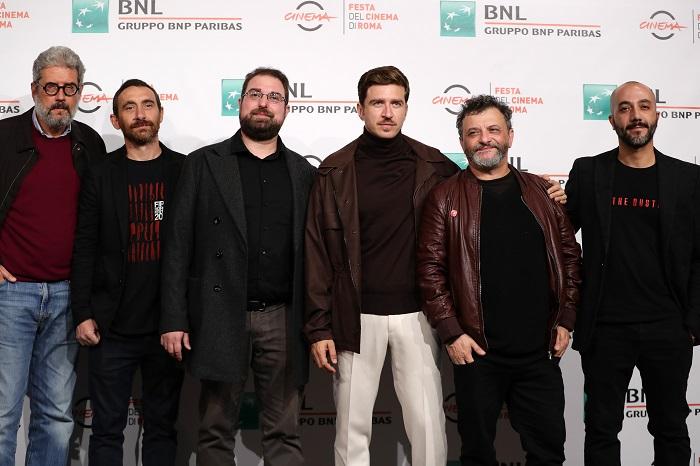In Un Giorno La Fine Photocall - 12th Rome Film Fest
