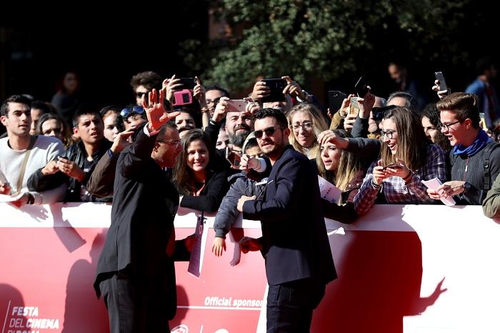 Romans Red Carpet - 12th Rome Film Fest