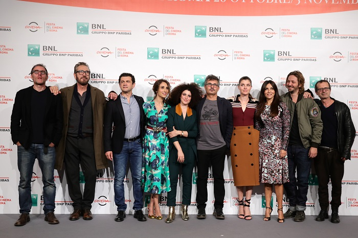 The Place Photocall - 12th Rome Film Fest