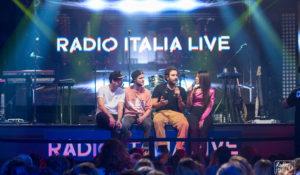 I Thegiornalisti a Radio Italia Live, appuntamento questa sera