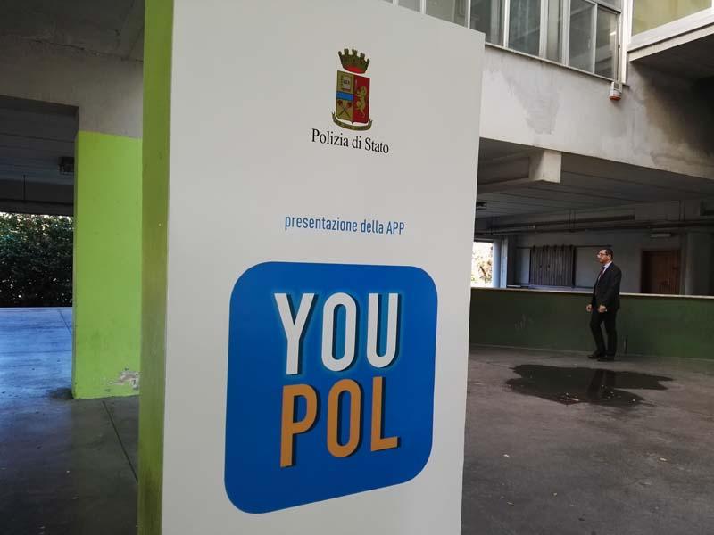 Arriva YouPol, cittadini e polizia insieme contro bullismo e droga