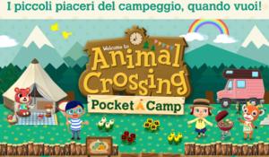 Animal Crossing: Pocket Camp, dal 22 novembre su iOS e Android